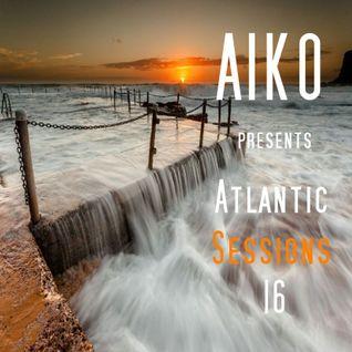 Atlantic Sessions 16 Deep House - Tech House