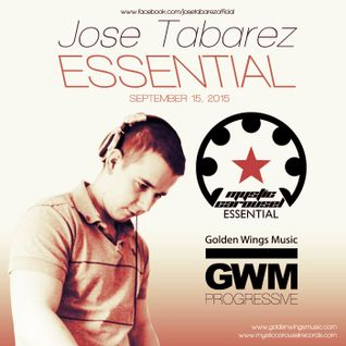 Jose Tabarez - Mystic Carousel Essential [Sep 15 2015] on GWM