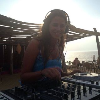 SANDRA XOXO AND JAXX - IBIZA SONICA SUNSET SESSIONS @ KUMHARAS - 11 JUNE 2014
