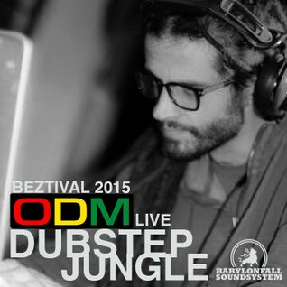ODM live at Beztival 2015 Dubstep Jungle Mix