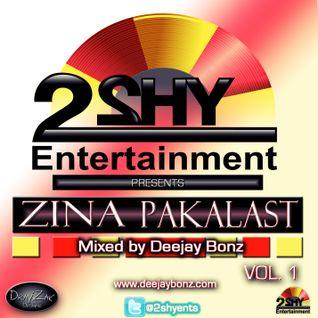 Deejay Bonz - Zina Pakalast Vol.1
