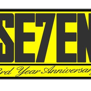 SE7EN Vol.8 - Scholar Tee