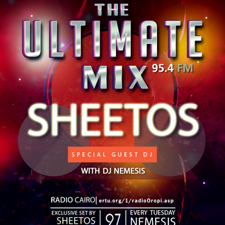 Nemesis - The Ultimate Mix Radio Show (040) 27/10/2015 (Guest Sheetos)