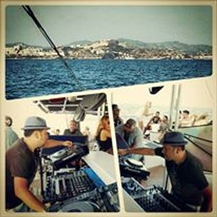 LOUIE VEGA / Live from the 5* Catamaran in co-op with Carl Cox at Space / 20.08.2013 / Ibiza Sonica