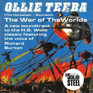 Solid Steel Radio Show 25/10/2013 Part 3 + 4 - Ollie Teeba (The Herbaliser)