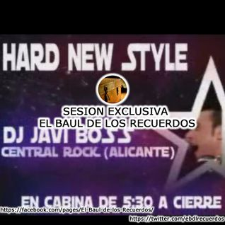 Javi Boss - Radical @ Fiesta de las Estrellas (Parte 9, 2005)