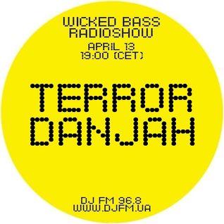 Wicked Bass radioshow: Terror Danjah 13/04/2011