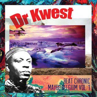 "BeatChronic presents ""Maybe Belgium"" #1 : Dr. Kwest"