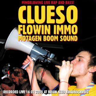 Clueso & Immo 2005 Live