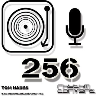 Techno Music | Tom Hades in the Rhythm Convert(ed) Podcast 256 (RC Showcase - Magdalena pt 2.)