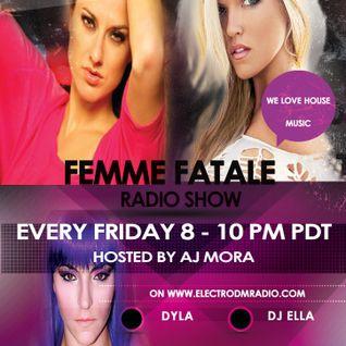 Femme Fatale Radio Show 9/21/12