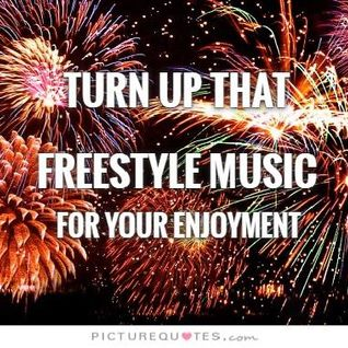 Turn Up That Freestyle Music 233 - DJ Carlos C4 Ramos