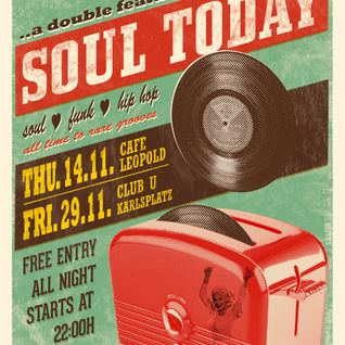 Soul Today Preview Mix #5 - 14. & 29.11.2013