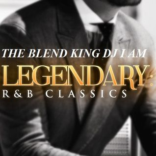 THE BLEND KING DJ I AM PRESENTS: THANKSGIVING 2013 - THE R&B CLASSICS MIXTAPE