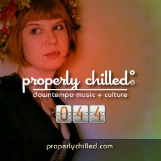 Properly Chilled Podcast #44 (B): Guest Anji Bee