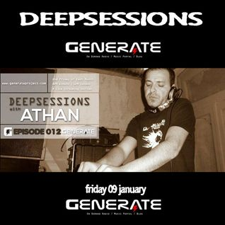 Deepsessions - Jan 2015 @ Generate