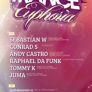Conrad S @ Global Trance Euphoria 26 05 2012 Broadway18 Lodz