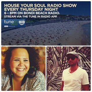 HYS Show on Bondi Beach Radio with Kristelle Morin and George Kristopher 30.6.16