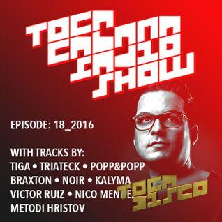 TOCACABANA RADIO SHOW 18_2016