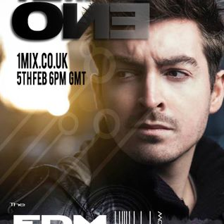 058 The EDM Show with Alan Banks & guest Temple One