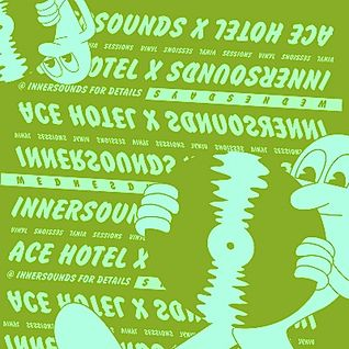 Innersounds Live at The Ace Shoreditch September 2014 Part Three