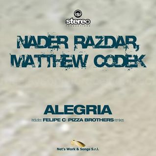 Nader Razdar & Matthew Codek - Alegria (Pizza Brothers Remix) (Net's Work Records)