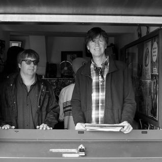 Thurston Moore & Steve Shelley w/ Kev (Black Impulse) - 12th August 2014