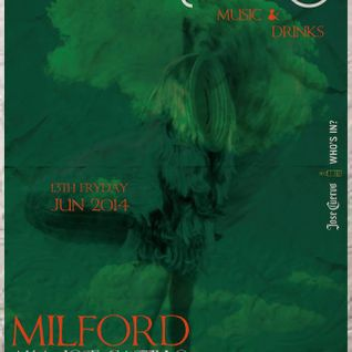 milford @ Evaristo Club - May 2014