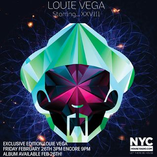 Louie Vega Exclusive On NYCHOUSERADIO.COM 2016