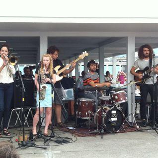 BOOGALOO SWEET PEOPLE - Live à Ecoutes au vert aux Bains des Pâquis 23-07-2014