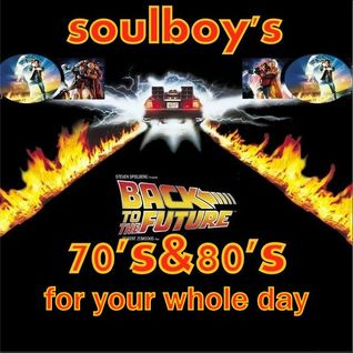 soulboy's 70s&80s for your whole day