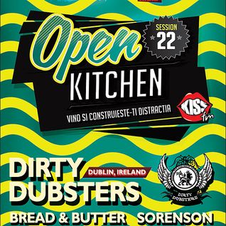 warming up for Dirty Dubsters 31.03.12