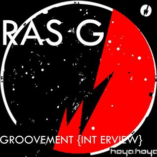 GROOVEMENT // Ras G (Brainfeeder) / Interview 2NOV09