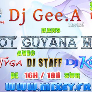 Hot Guyana Mix_( Dj Gee.A)_Mixey.fr