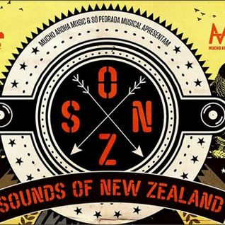 DJ Tamenpi apresenta: Sounds Of New Zealand Vol. 2