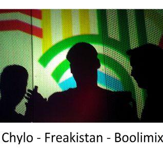 Boolimix Radio Show - 15 juin 2016 - Feat Chylo & Freakistan