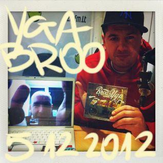 Gatves Lyga 2012 12 05 Broo & Yga