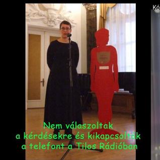 Huffnágel Pista betelefonál a Tilosba 3.