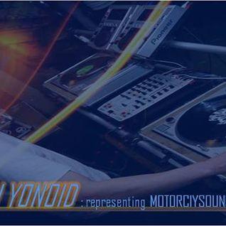 DJ Yonoid @ MotorcitySounds