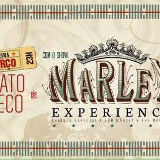 Marley Experience no Estúdio em SP 18MAR16