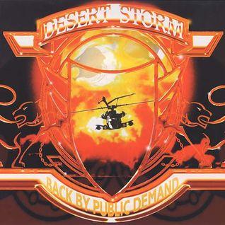 Micky Finn & Brockie Desert Storm 'Back by Public Demand' 2nd July 1994