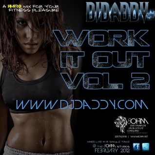 DJ Daddy Work It Out Volume 2