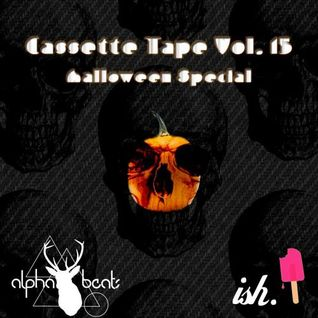 Cassette Tape Vol. 15 ISH! MAG Halloween Special