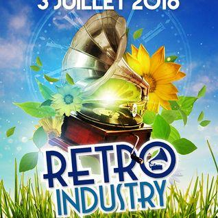 Rétro Industry DJ Will Turner 03 Juillet 2016