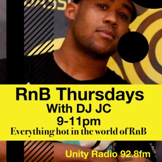 RnB Thursdays with DJ JC - 2nd hour