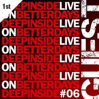 DEEPINSIDE live in BETTER DAYS Radio Show on NRJ (Oct. 2014)