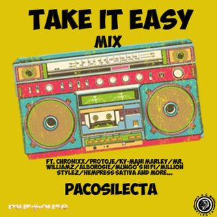 Take it easy mixtape [free download]