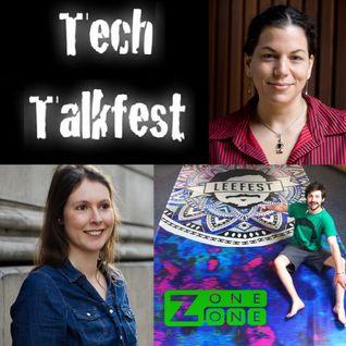 #TechTalkfest Crowdfunding Special with Leefest -- @z1radio