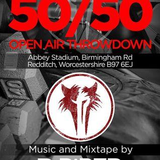 50/50 Crossfit Mixtape Vol 2