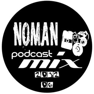 NoMaN Podcast mix 2012 06